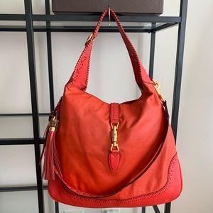 Gucci New Jackie Large Handbag $3,300 Retail